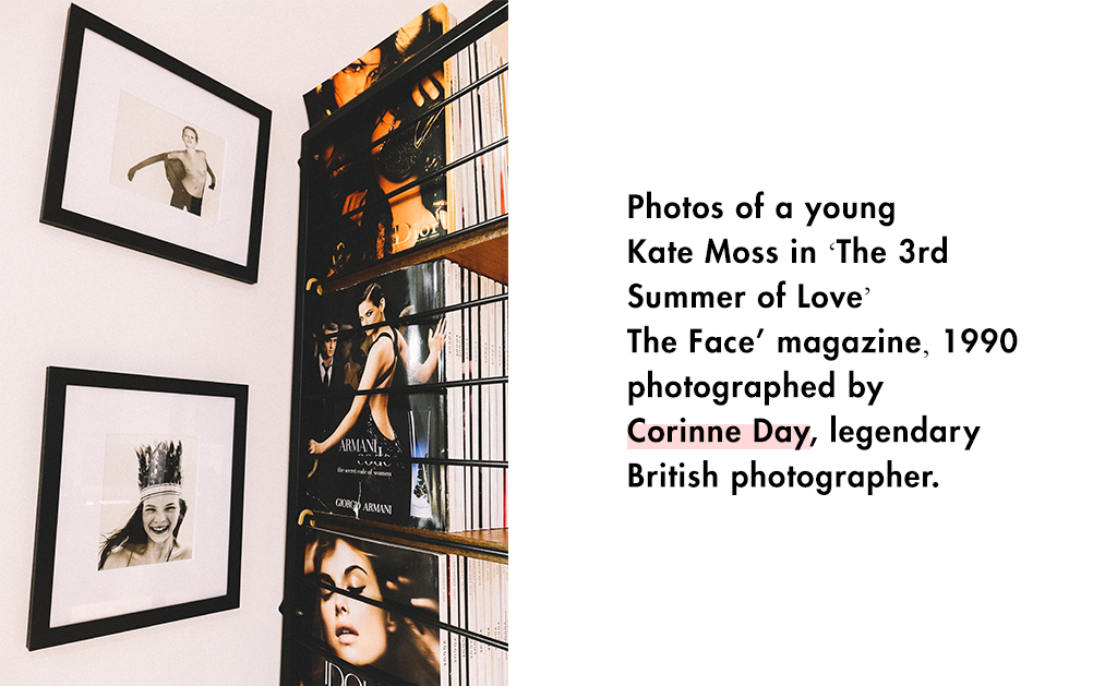jaime perlman's Kate Moss by Corinne Day