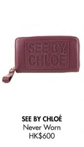 See By Chloe Wallet