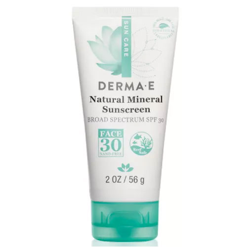 Derma - E Natural Mineral Sunscreen, $20