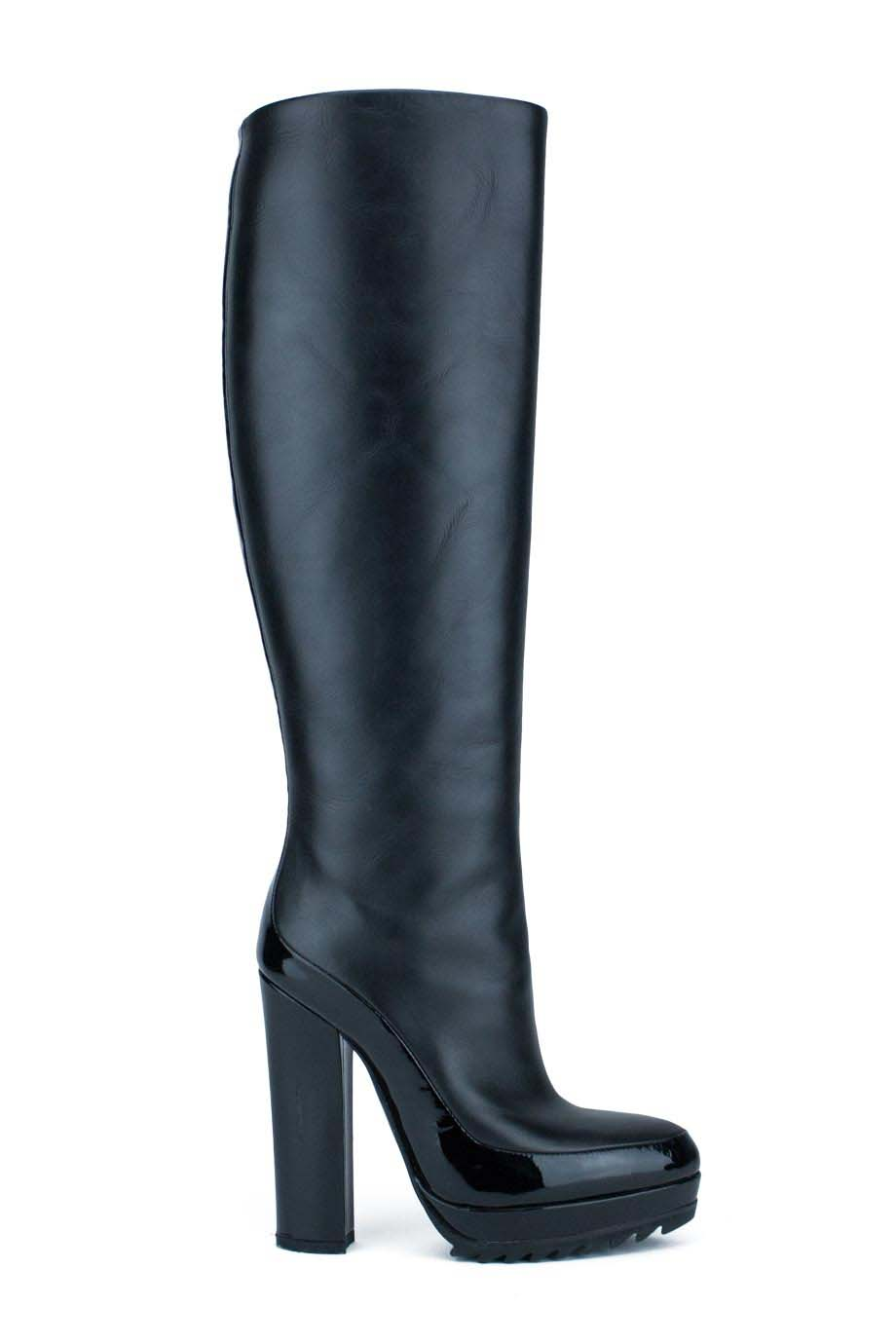 online sale clearance fashionable Bottega Veneta Leather Knee-High Boots buy cheap low shipping fee low price fee shipping cheap sale ebay YjCEN249Y6